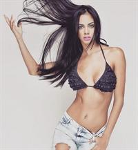 Maria Guadalupe Gonzalez in a bikini