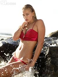 Tori Praver in a bikini