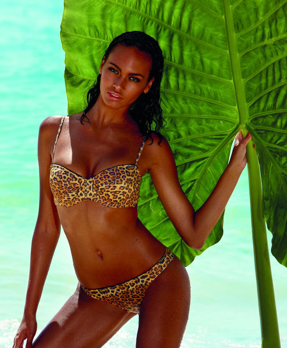 Jayden Robinson in a bikini