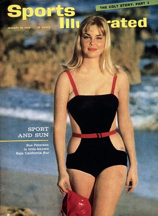 1965 Sports Illustrated Swimsuit Edition Cover