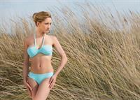 Giulia Borio in a bikini