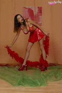 Svetlana Pashchenko in lingerie