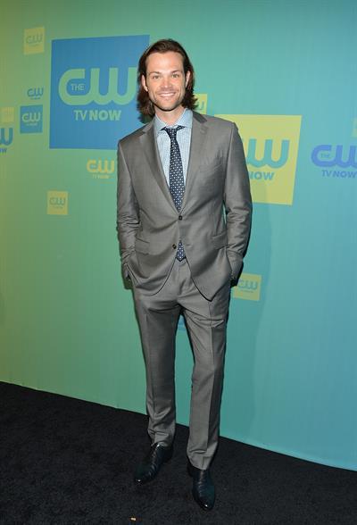 Jared Padalecki at The CW Networks New York 2014 Upfront Presentation May 15, 2014