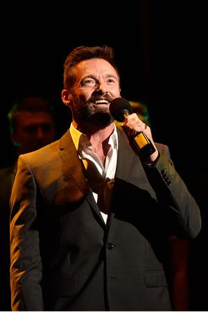 Hugh Jackman speaks at the Jackman Furness Foundation Launch May 17, 2014 in Perth, Australia
