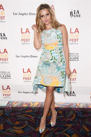 Teresa Palmer Los Angeles Film Festival - The Ever After Premiere June 12, 2014