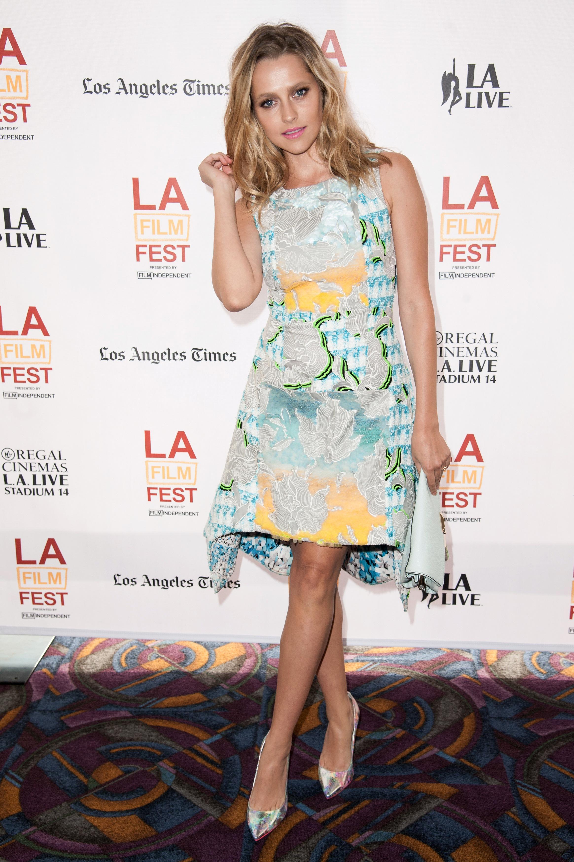 Teresa Palmer Los Angeles Film Festival - The Ever After -3900