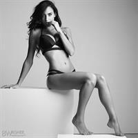 Gracee Belle in a bikini