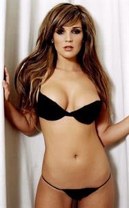 Danielle Lloyd in a bikini