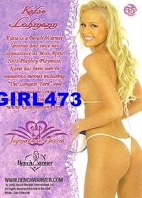 Katie Lohmann in a bikini - ass