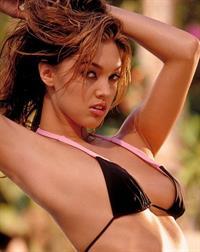 Valentina Vaughn in a bikini