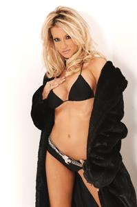 Jessica Drake in a bikini