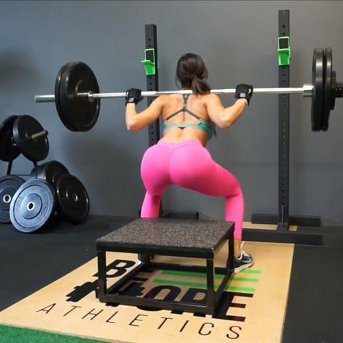Ana Cheri in Yoga Pants - ass