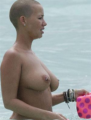 Amber Rose - breasts