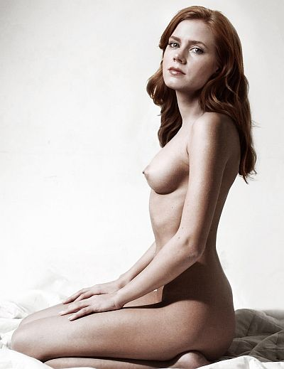 Amy Adams - breasts