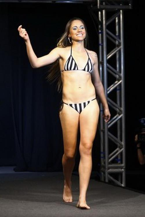 Érika Cristiano dos Santos one of the hottest women in sports