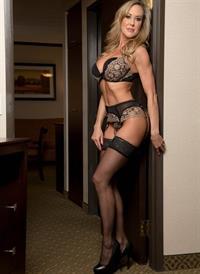 Brandi Love in lingerie