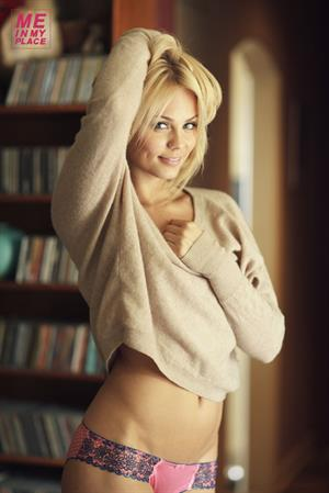 Laura Vandervoort - Esquire Me in My Place