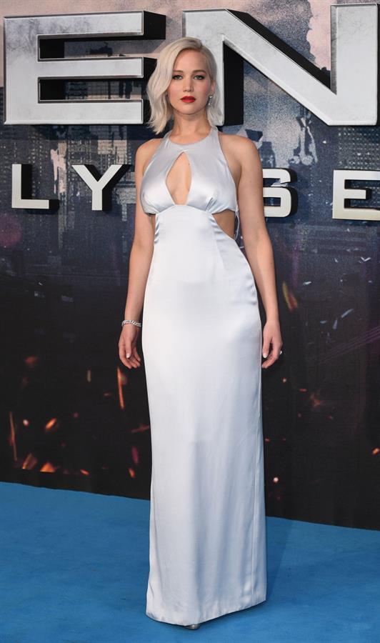 Jennifer Lawrence Xmen premiere