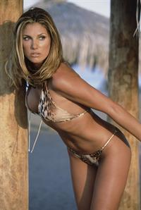 Daisey Fuentes in a bikini