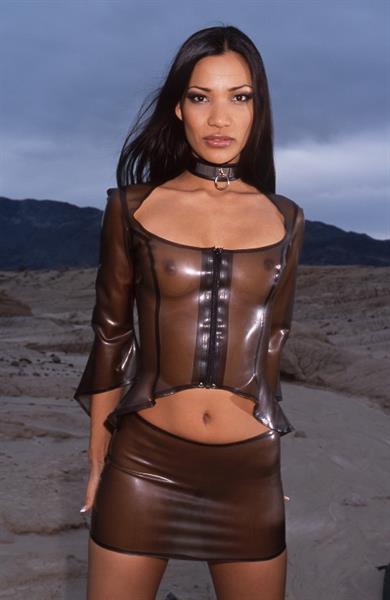 Adriana Sage - breasts