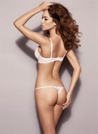 Nataliya Tkalina in lingerie - ass