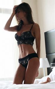 Daria Malygina in lingerie