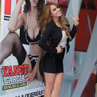 Yanet Garcia in lingerie