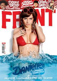 Danielle Sharp in a bikini