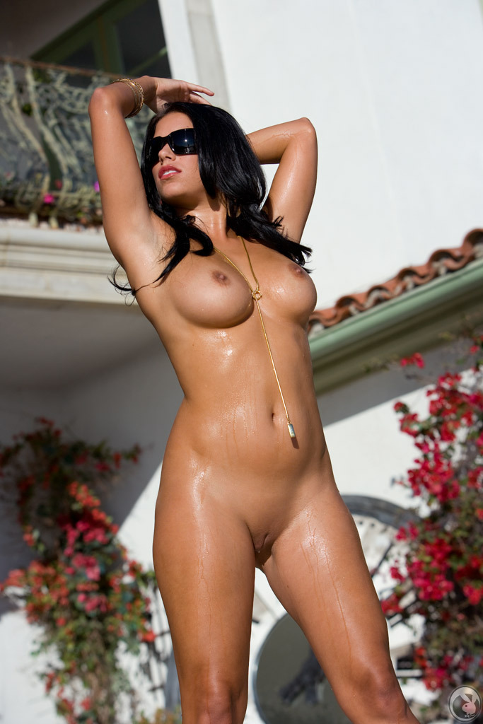Nude video shower janine habeck topic Thanks, can