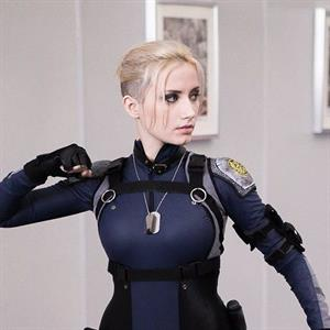 Natasha Firsakova as Cassie Cage