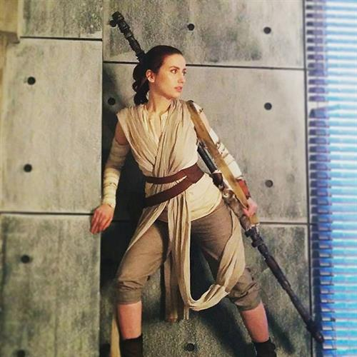 Natasha Firsakova as Rey