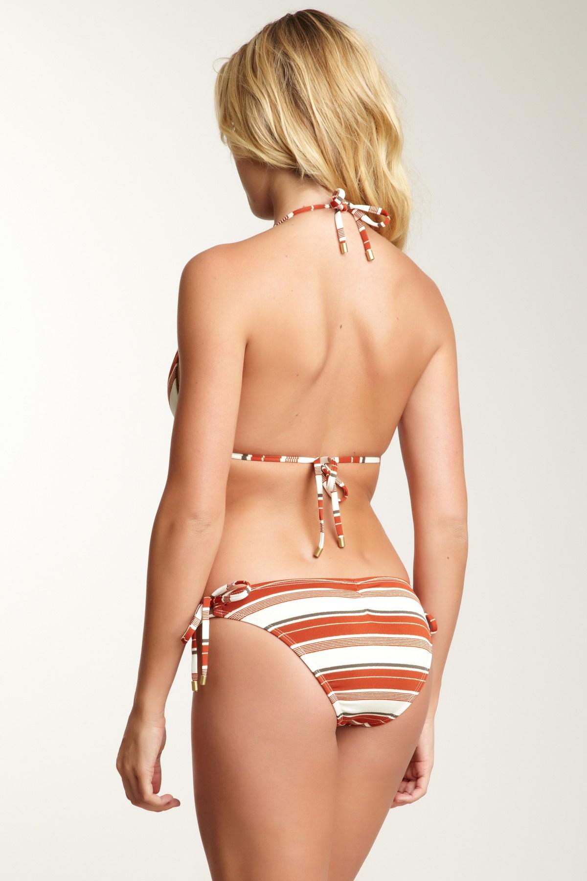Chelsea Salmon in a bikini - ass
