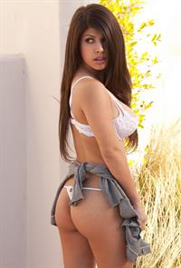 Layla Rose in lingerie - ass