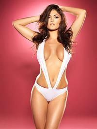India Reynolds in a bikini