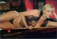 Heidi Sorenson in lingerie - breasts