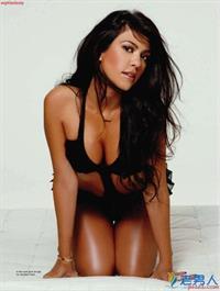 Kourtney Kardashian in Maxim Magazine
