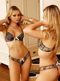 Liliane Tiger in lingerie - ass