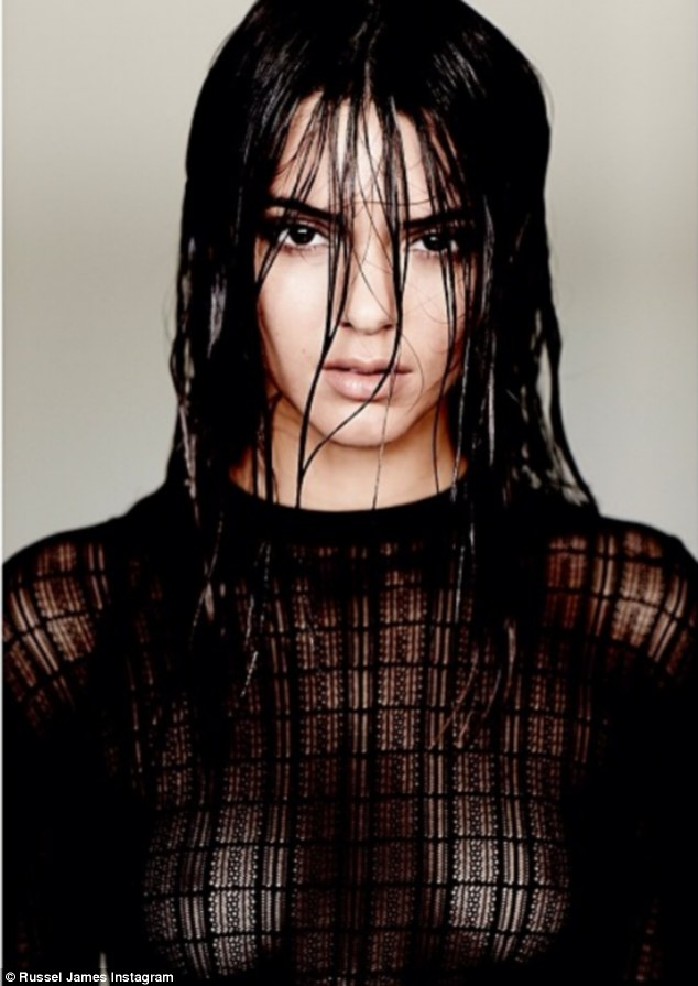 Kendall Jenner - breasts