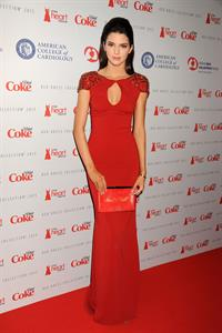 Kendall Jenner The Heart Truth 2013 fashion show in NYC 2/6/13
