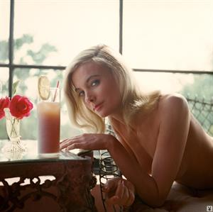 Linné Nanette Ahlstrand Playmate of the month July 1958