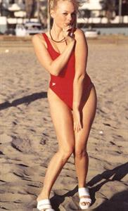 Emma Bunton in a bikini