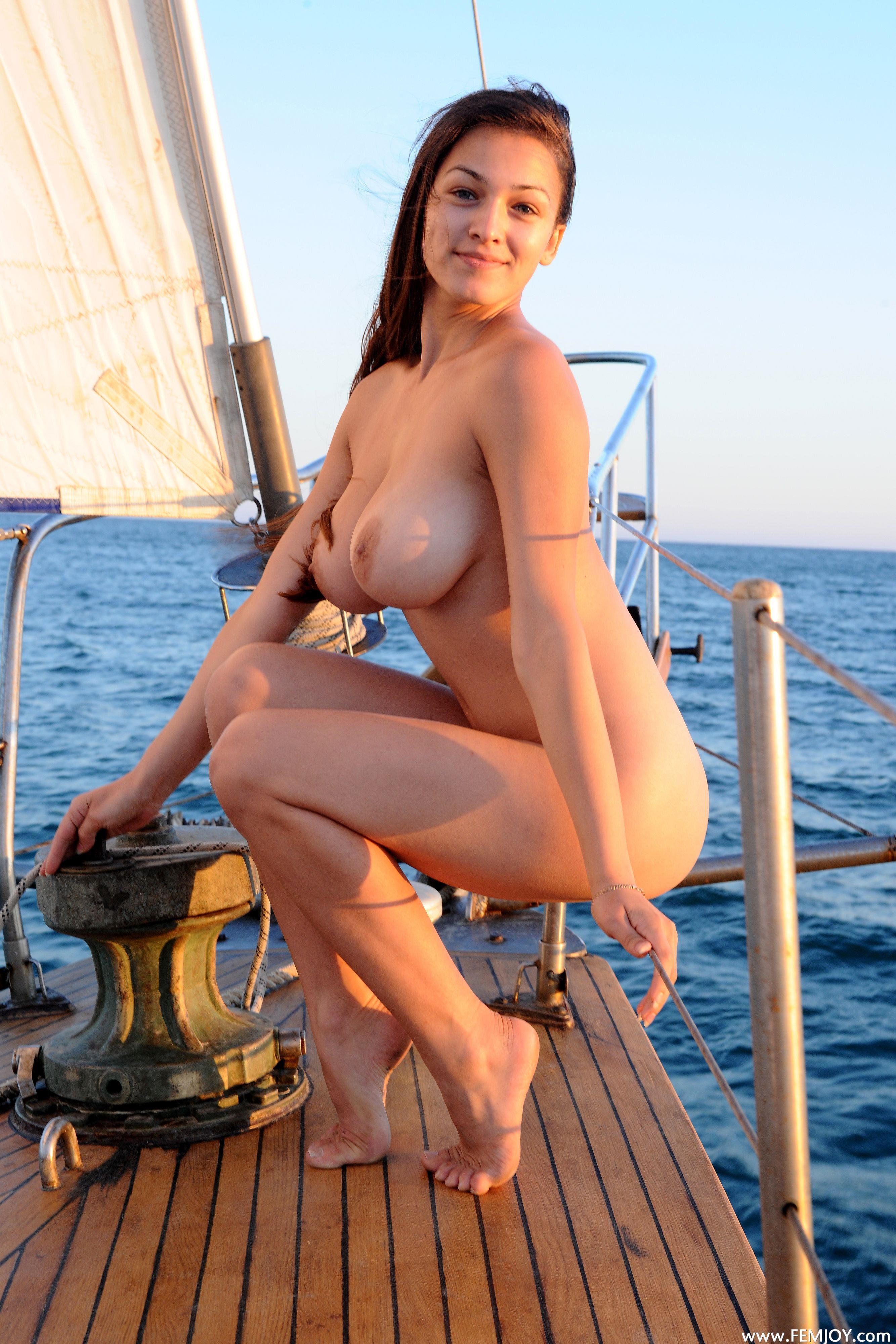 Sofi A - breasts