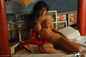 Andrea Rincon - breasts