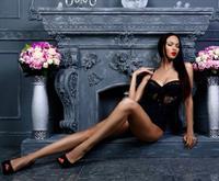 Anastasia Martzipanova in lingerie