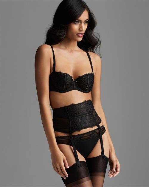 Alyssah Ali in lingerie