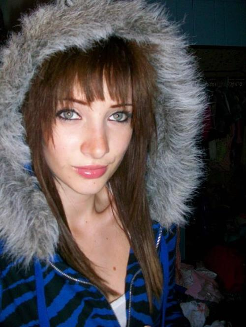 Susan Coffey taking a selfie