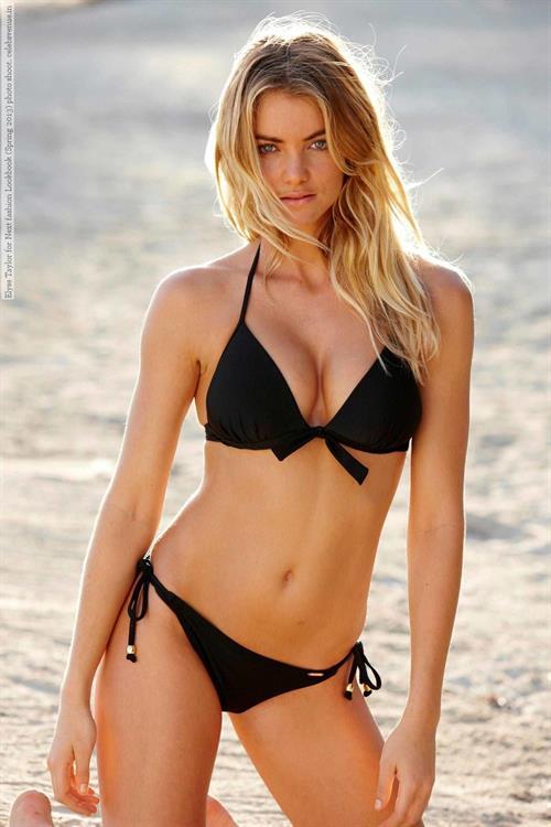 Elyse Taylor in a bikini