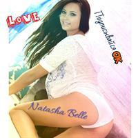 Natasha Belle - ass