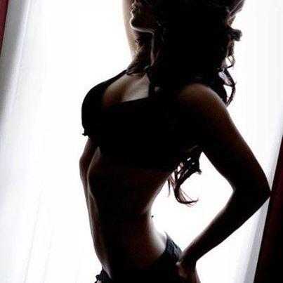 Natasha Belle in a bikini