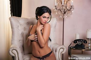Playboy Cybergirl - Kristie Taylor Nude Photos & Videos at Playboy Plus!